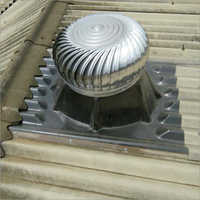Wind Turbo Air Ventilator System