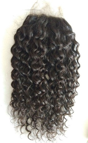 Curly Hair Lace Closure 4*4