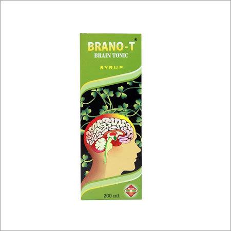 Herbal Brain Tonic Syrup