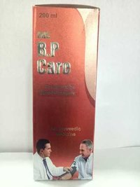 Rhc b. P. Care syrup