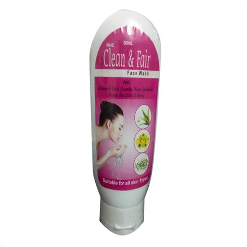 Clean & Fair Face Wash