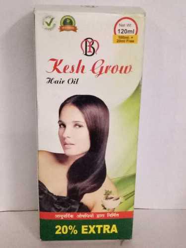 Grow Hair Oil