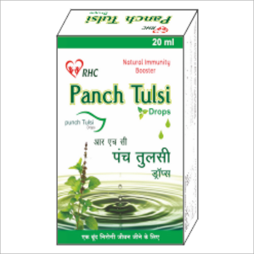 Punch Tulsi Drops