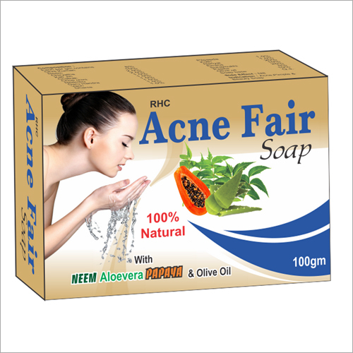 Rhc acne fair soap