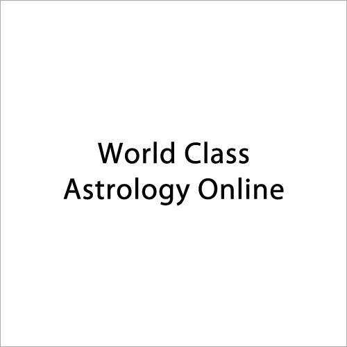 Online Astrology Consultancy
