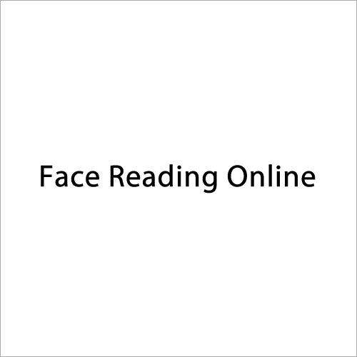 Online Face Reading Services
