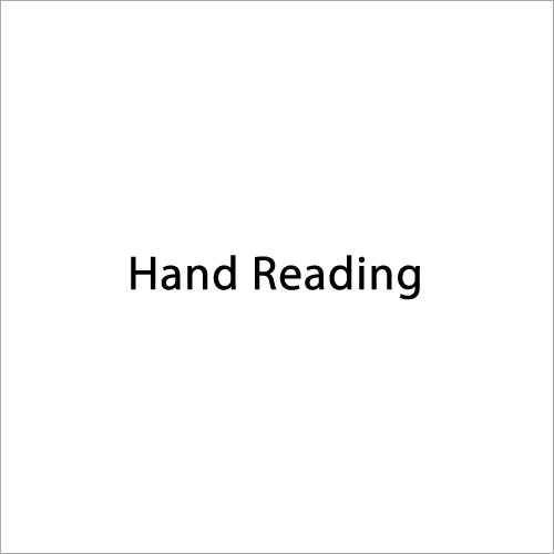 Hand Reading Services