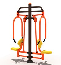 Kids Outdoor Fitness Gym