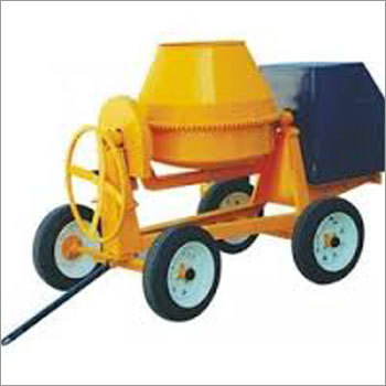 Concrete Mixer Machine 30 Inch  With Diesel Engine
