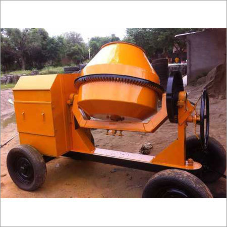 Concrete Mixer Machine 39 Inch  With Diesel Engine