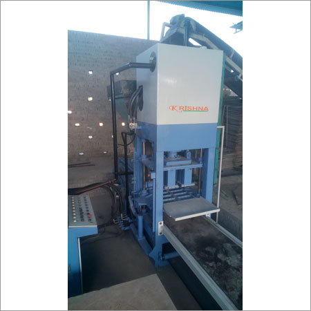 Fly Ash 10 Bricks Making Machine