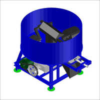 Hydraulic Fly Ash Pan Mixer