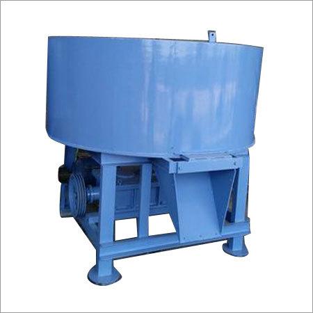 500 kg Manual Pan Mixer