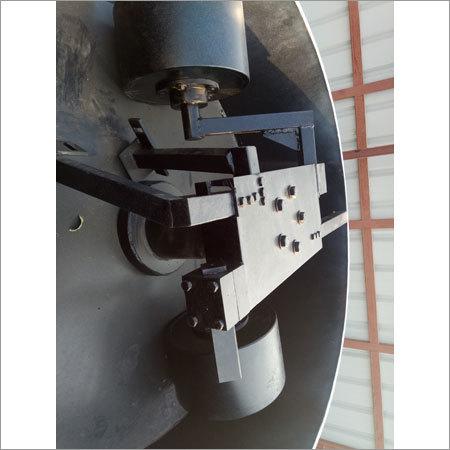 300 Kg Manual Pan Mixer