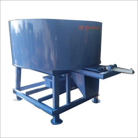 500 kg Hydraulic Pan Mixer