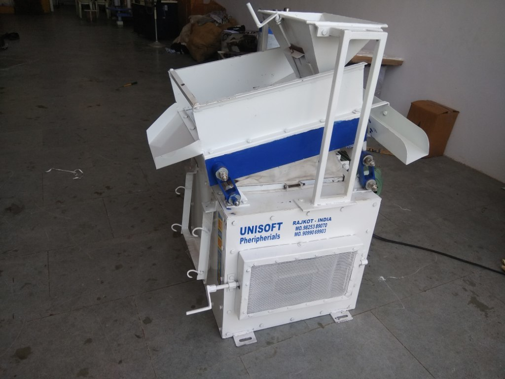 DSTONER MACHINE