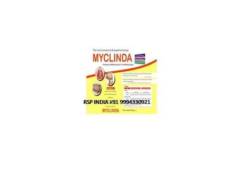 Myclinda 300Mg Tablets
