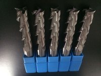 HRC62 Tungsten Carbide End Mills for Milling