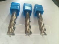 Tungsten Carbide Flat Carbide End Mill