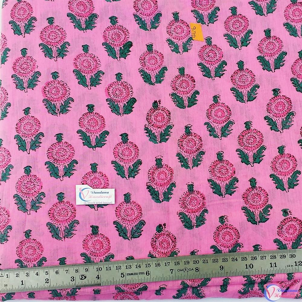 Block Print Fabrics
