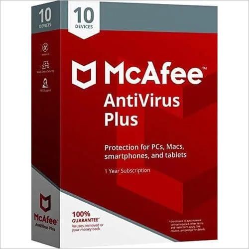 Mcafee total security Anti virus