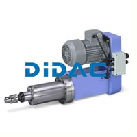 Hydraulic Drilling Head