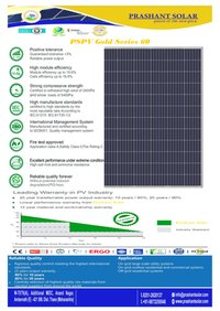 Roofing  Solar Panel