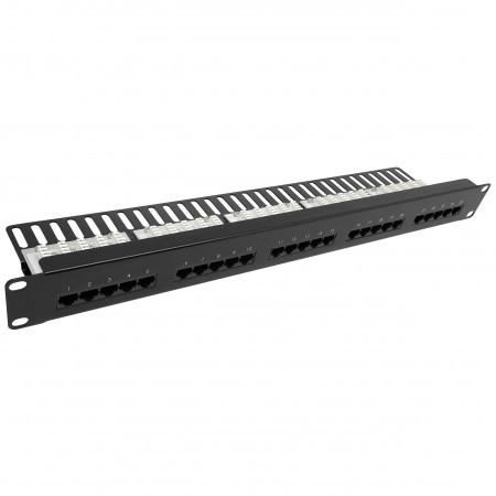 Cat3 25 Port Voice Panel Krone Type