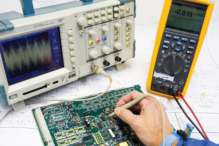 Instrument Calibration & Instrument Testing Services
