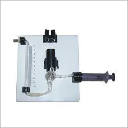 Potometer For Investigating the Transpiration