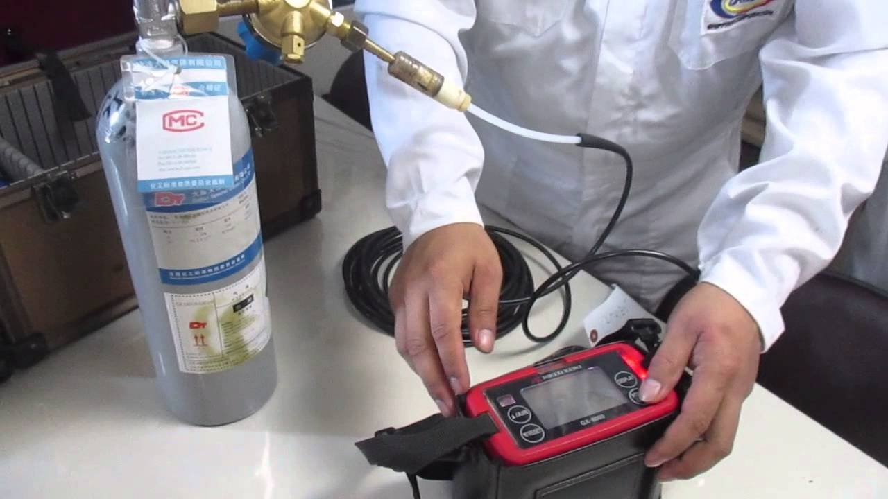 Gas Detector Calibration Services