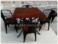 Vintage Cafe Furniture Set