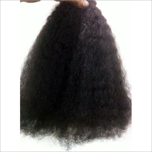 Afro Style Weft Hair