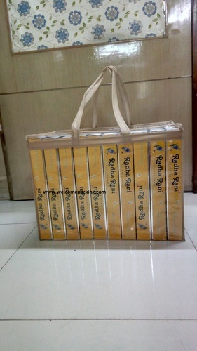 Multi Saree Packing Box