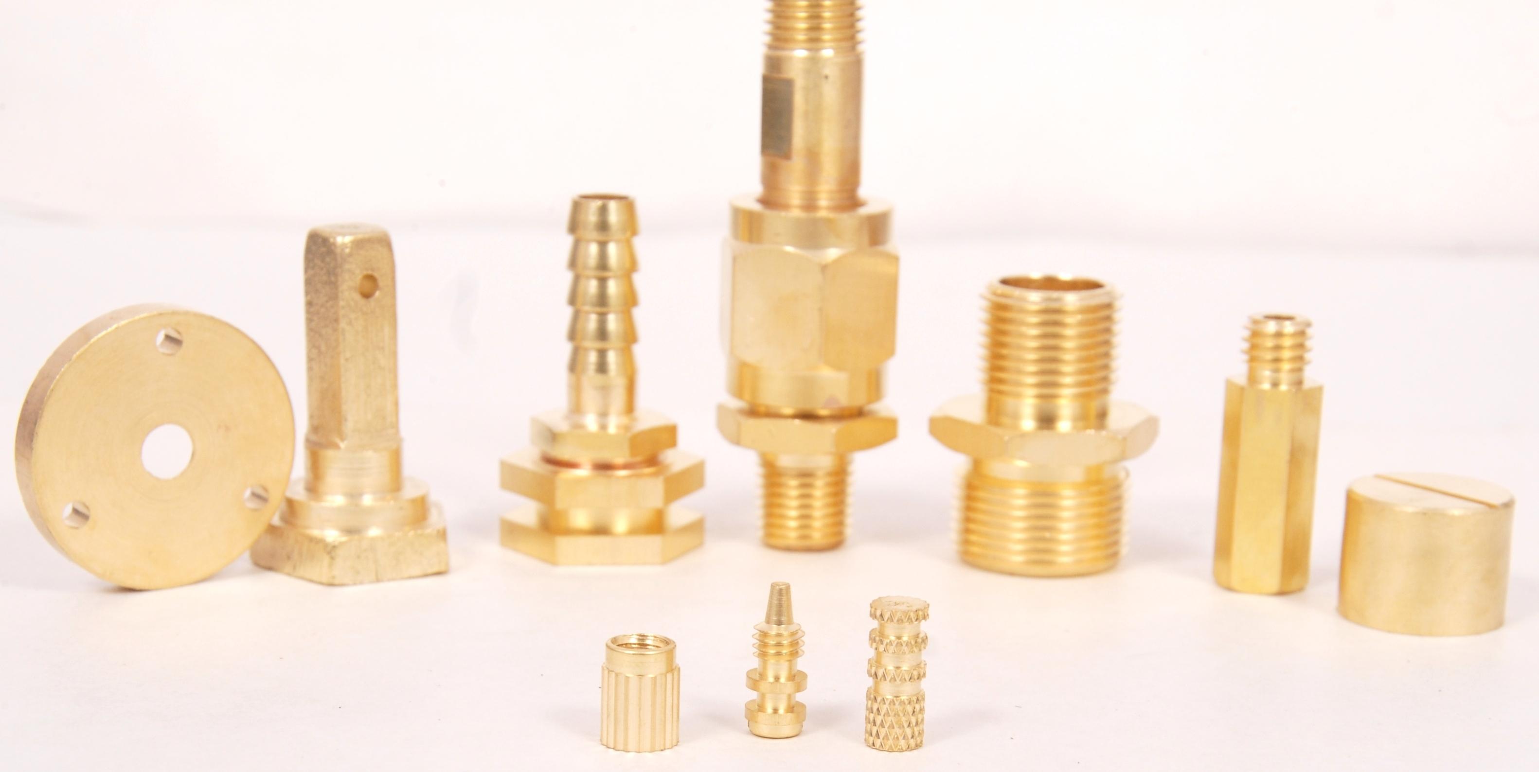 Brass Regulator Parts
