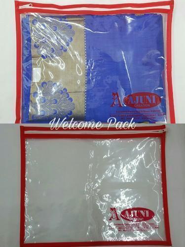 PVC Saree Bag
