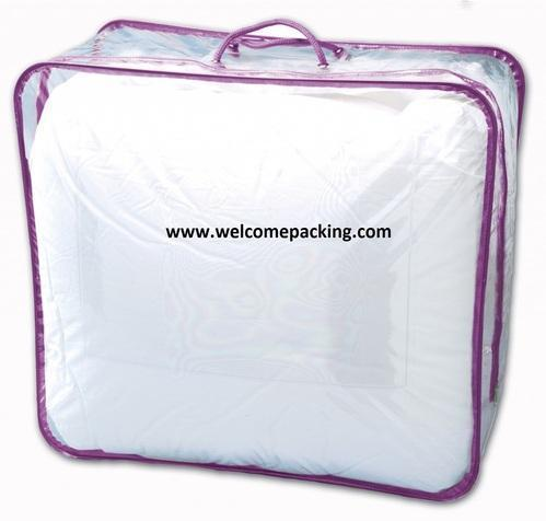 PVC Pillow Bag