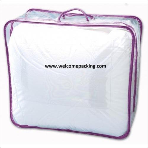 PVC Pillow Bag