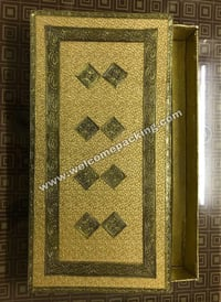 Saree , Suits Wedding Gift Packing Boxes