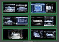 3D Crystal Building