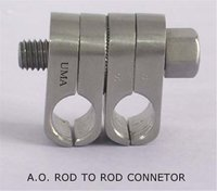 A.O. Type: Rod To Rod Connector (for T/F)