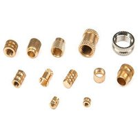 Brass Insert For Plastic Moulding