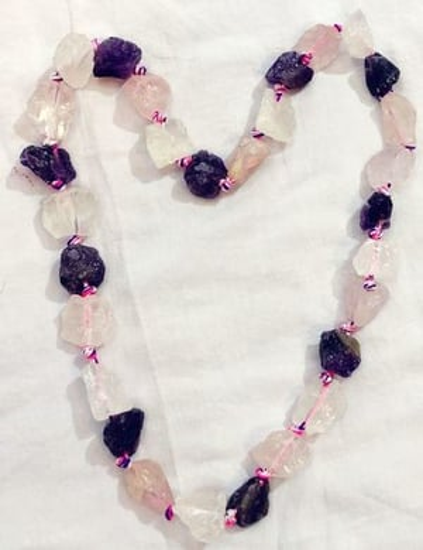 Fusion Quartz Necklace