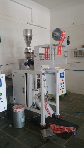 Vegetable seeds Packaging Machine