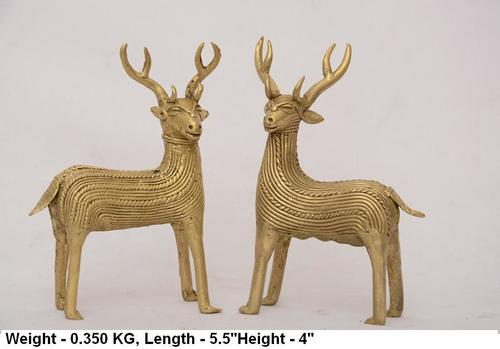 Brass Handicraft deer