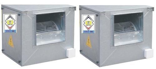 Inline Cabinet Fan Direct Drive DIDW Blower 1800 CFM