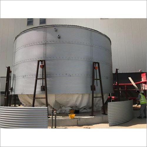 Molasses Liquid Tanks