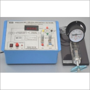 Pressure Measurement Tutor