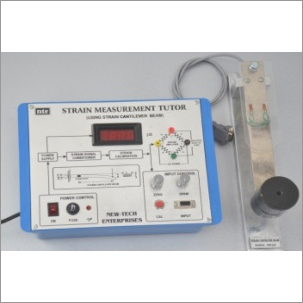 Strain Measurement Tutor