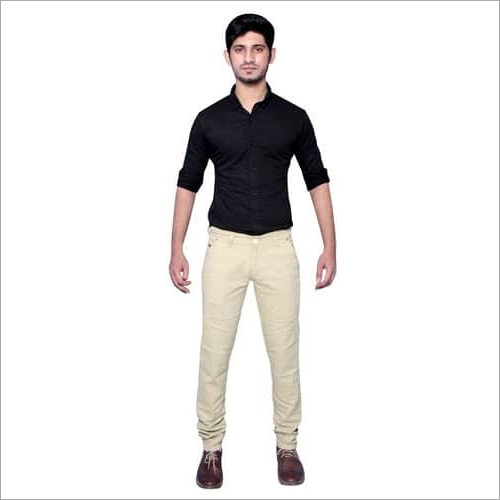 Slim Fit Chinos Trousers